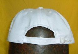 画像3: 白 野球帽 日本製